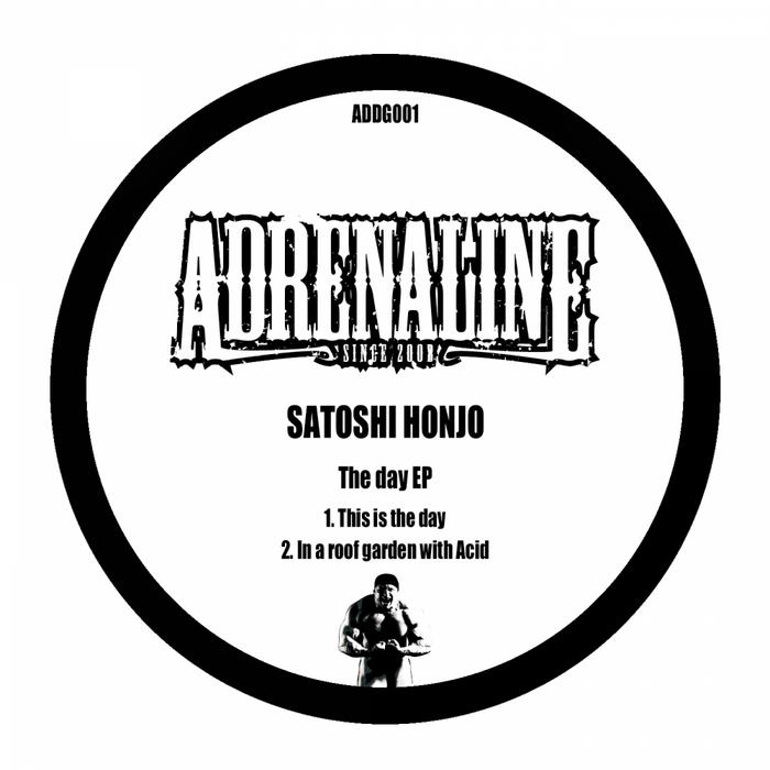 HONJO, Satoshi - The Day EP