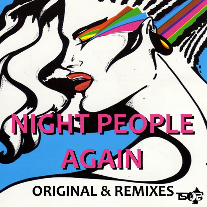NIGHT PEOPLE - Again