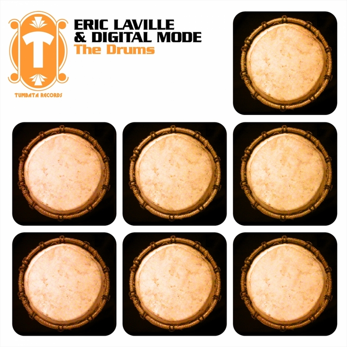 LAVILLE, Eric/DIGITAL MODE - The Drums