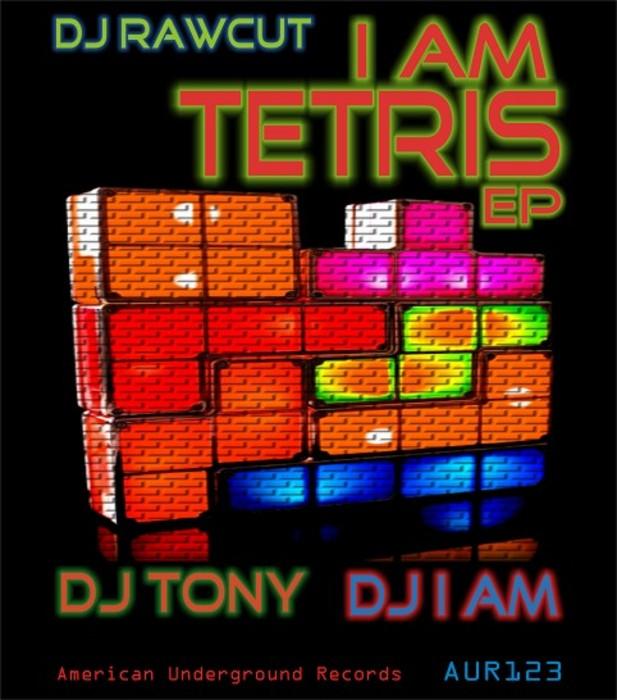 DJ RAWCUT - I Am Tetris! 2012 EP