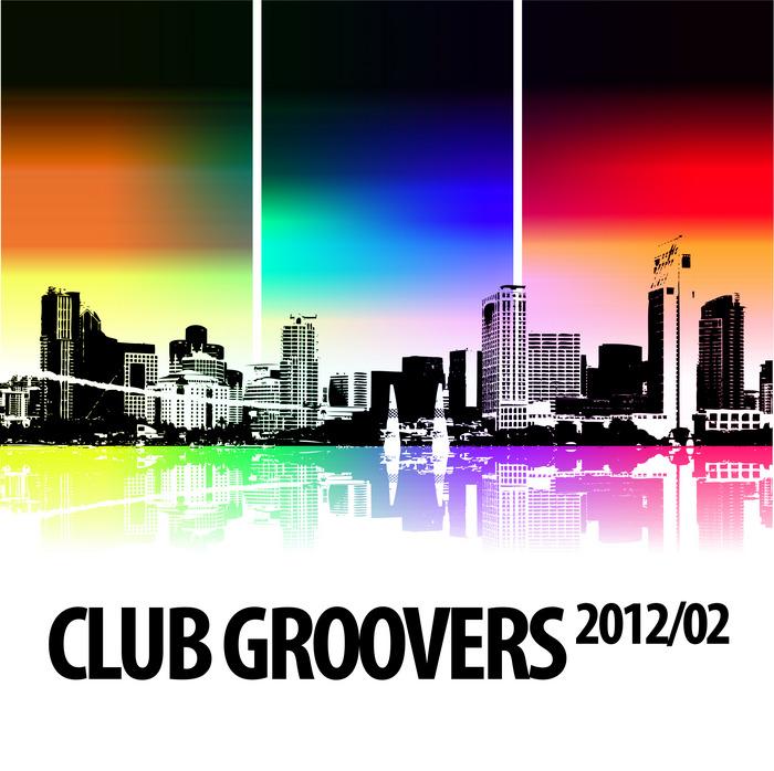VARIOUS - Club Groovers 2012-02