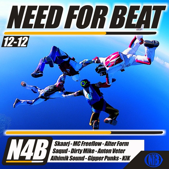 VARIOUS - Need For Beat 12 12