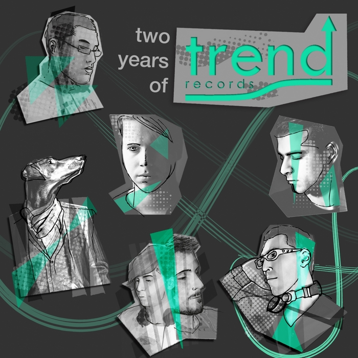 VARIOUS - Two Years Of Trend Records