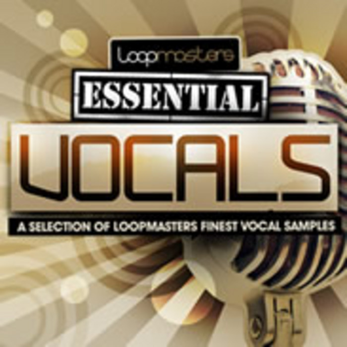 LOOPMASTERS - Essentials 14: Vocals (Sample Pack WAV)