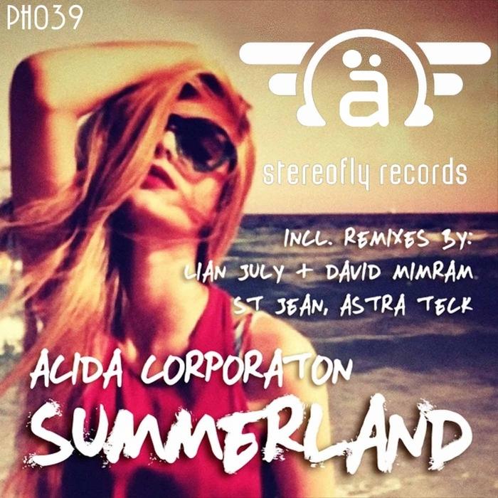 ACIDA CORPORATION - Summerland