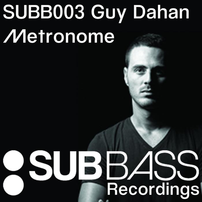 DAHAN, Guy - Metronome