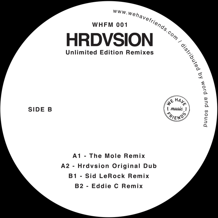 HRDVSION - Unlimited Edition