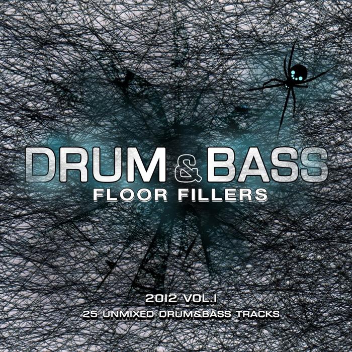 VARIOUS - Drum & Bass Floor Fillers 2012 Vol1