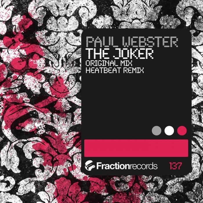 WEBSTER, Paul - The Joker