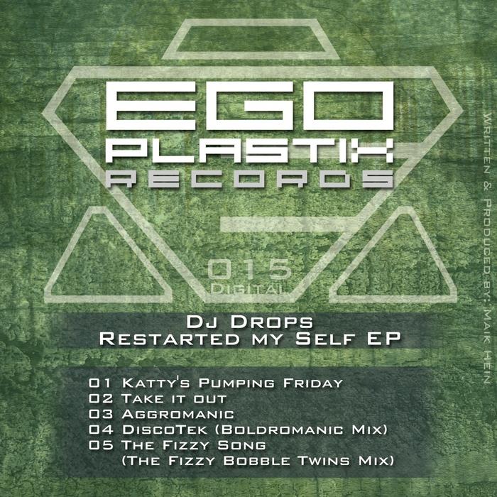 DJ DROPS - Restarted My Self EP