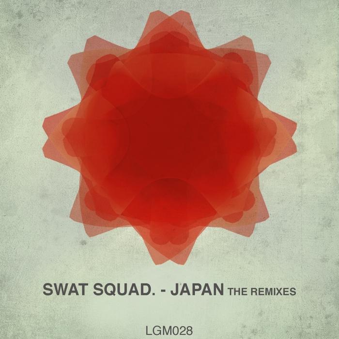 SWAT SQUAD - Japan (remixes)