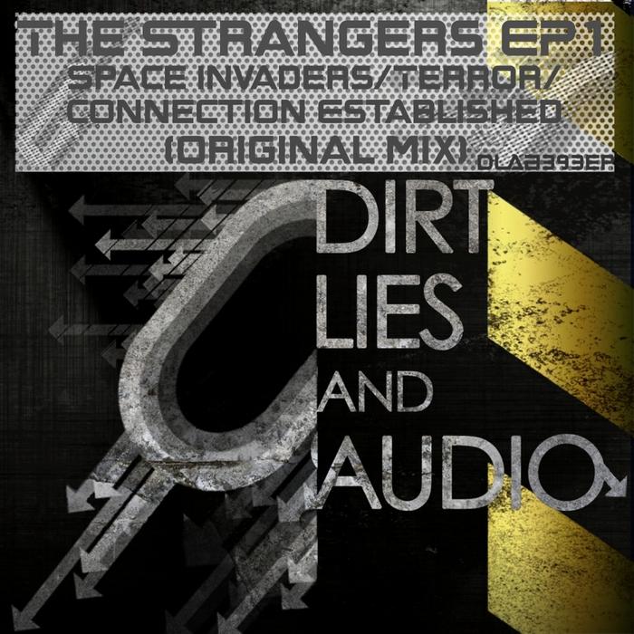 STRANGERS, The - The Strangers EP1