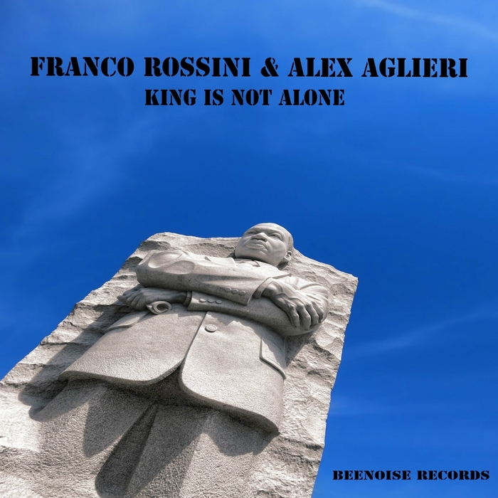 ROSSINI, Franco/ALEX AGLIERI - King Is Not Alone