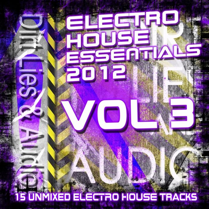 VARIOUS - Electro House Essentials 2011 Vol 3