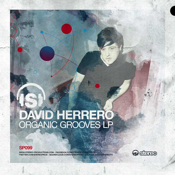 HERRERO, David - Organic Grooves LP
