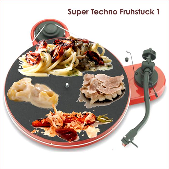VARIOUS - Super Techno Fruhstuck 1