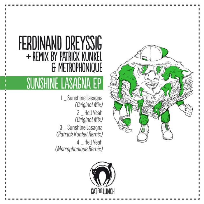 DREYSSIG, Ferdinand - Sunshine Lasagna