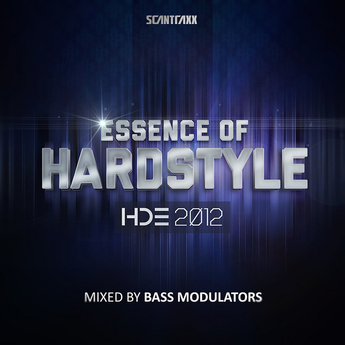 VARIOUS - Essence Of Hardstyle - HDE 2012