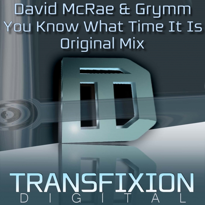 McRAE, David/GRYMM - You Know What Time It Is