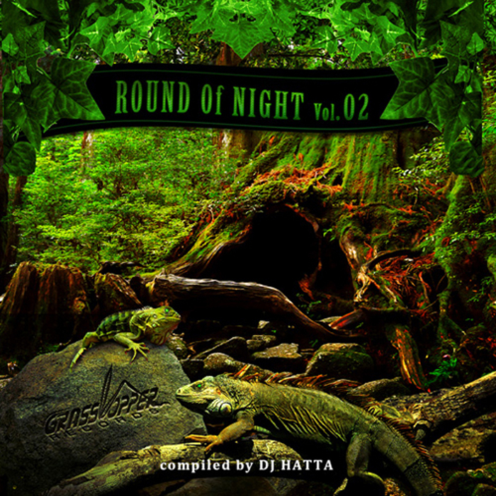 DJ HATTA/VARIOUS - Round Of Night Vol 02 (compiled by DJ Hatta)