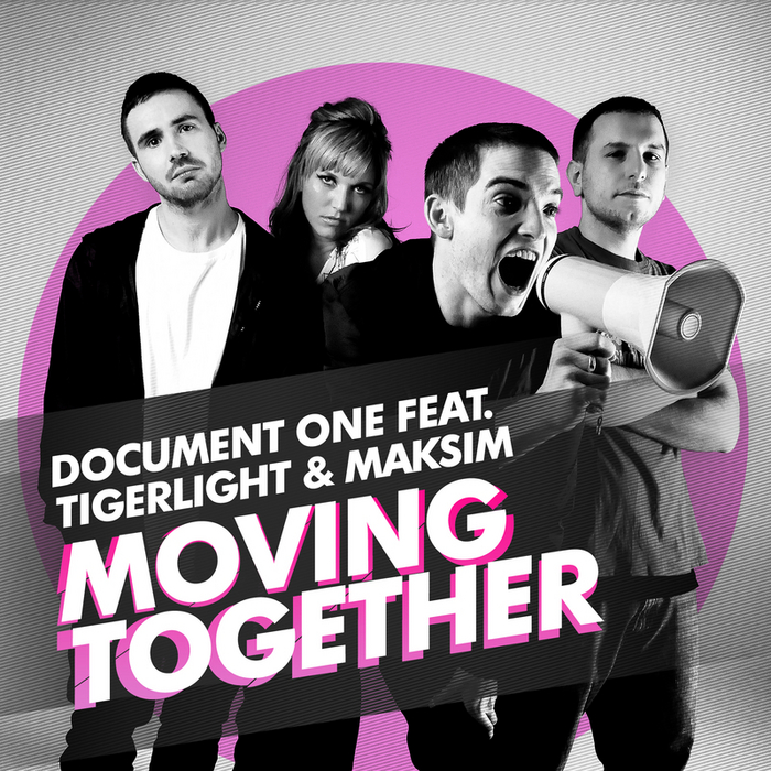 DOCUMENT ONE feat TIGERLIGHT/MAKSIM - Moving Together