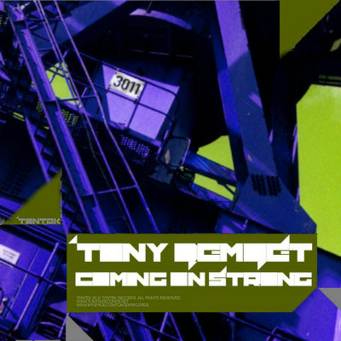 DEMOET, Tony - Coming On Strong