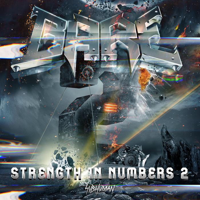 BARE/LIGUID STRANGER/MARK INSTINCT/MESSINIAN - Strength In Numbers 2