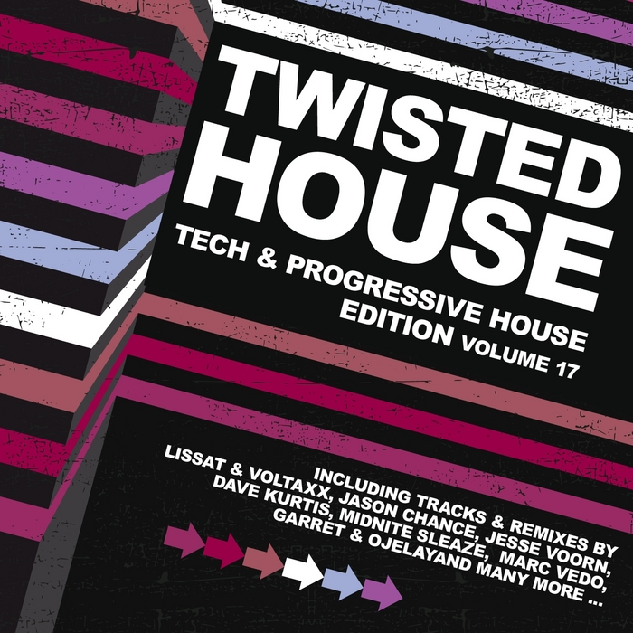 VARIOUS - Twisted House Vol 17 (Tech & Progressive House Edition)
