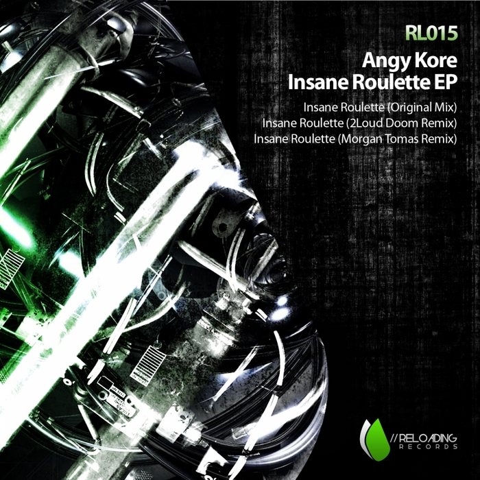 ANGY KORE - Insane Roulette EP