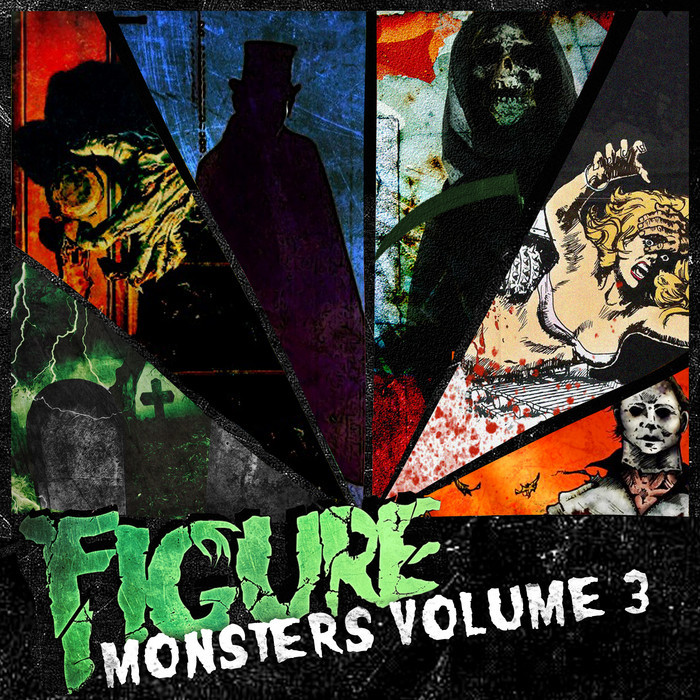 FIGURE - Monsters Vol 3