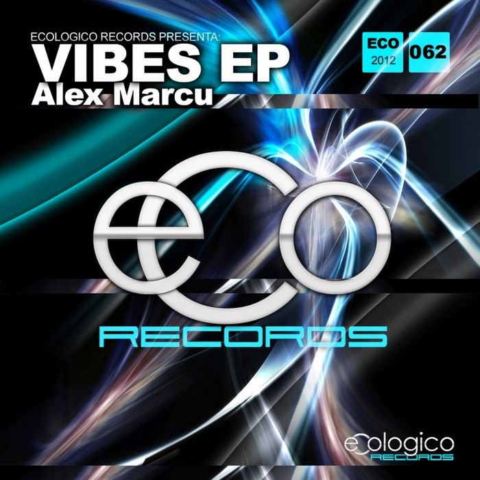 MARCU, Alex - Vibes EP