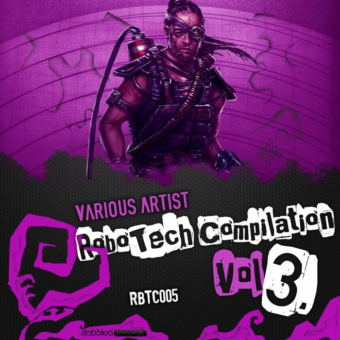 VARIOUS - RoboTech Compilation Vol 3