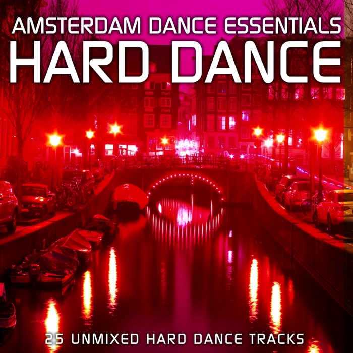 VARIOUS - Amsterdam Dance Essentials: Hard Dance