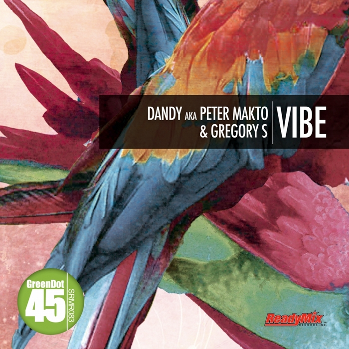 DANDY aka PETER MAKTO/GREGORY S - Vibe