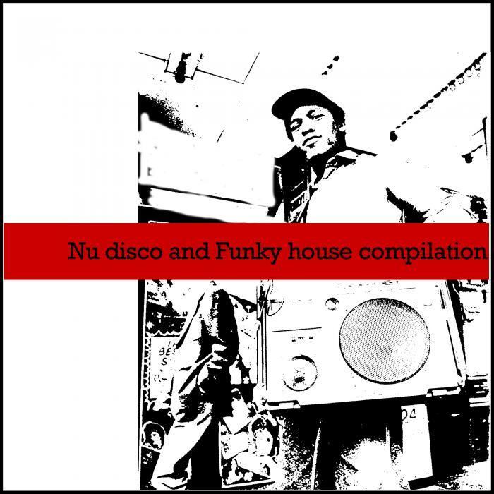 YAXKIN RETRODISKO - Nu Disco & Funky House Compilation