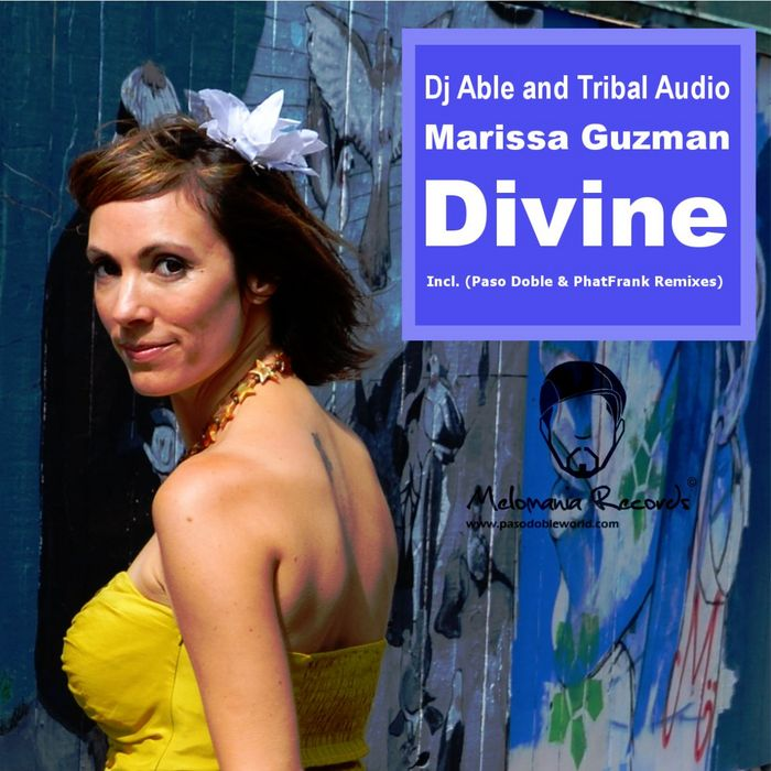 DJ ABLE feat MARISSA with TRIBAL AUDIO - Divine EP