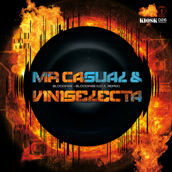 MR CASUAL/VINISELECTA - Bloodfire