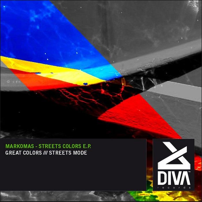 MARKOMAS - Streets Colors EP