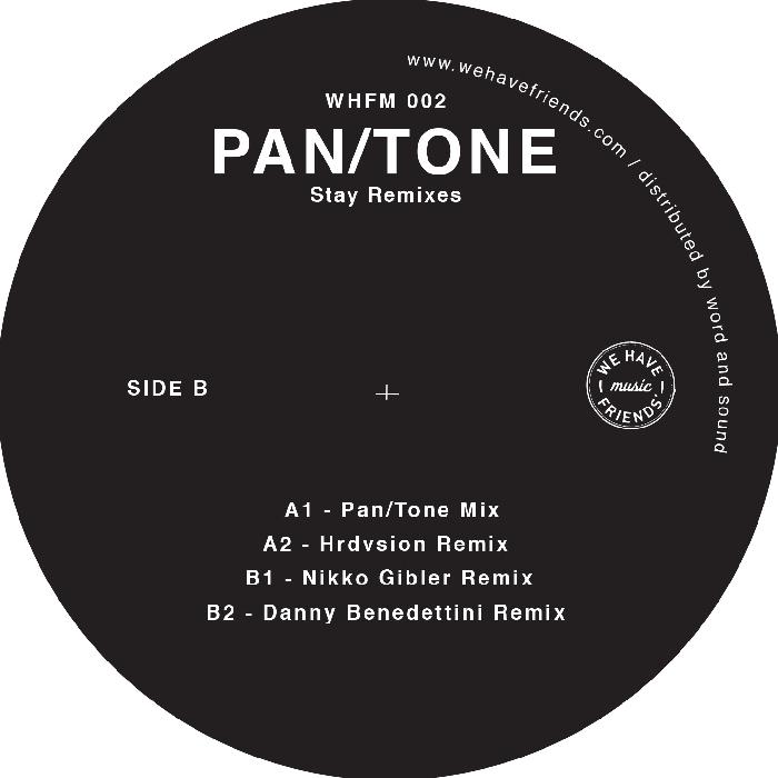 PAN/TONE - Stay (remixes)