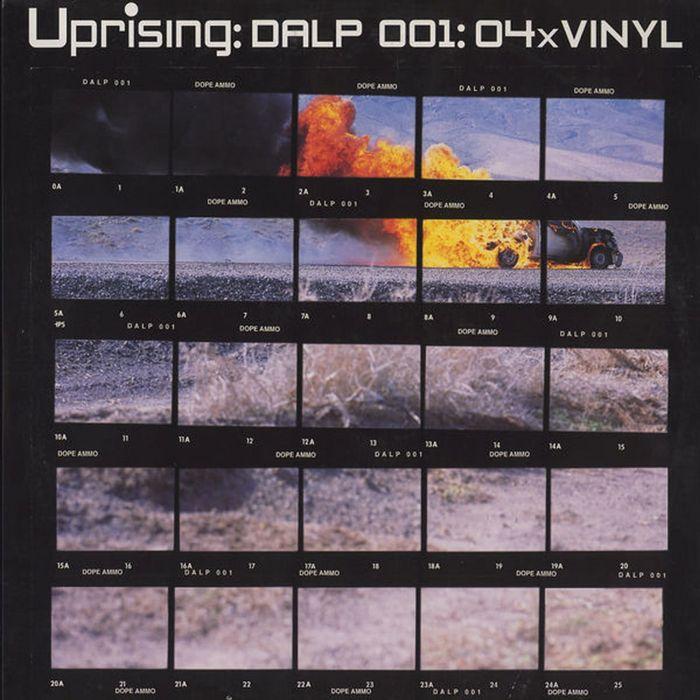 VARIOUS - Uprising
