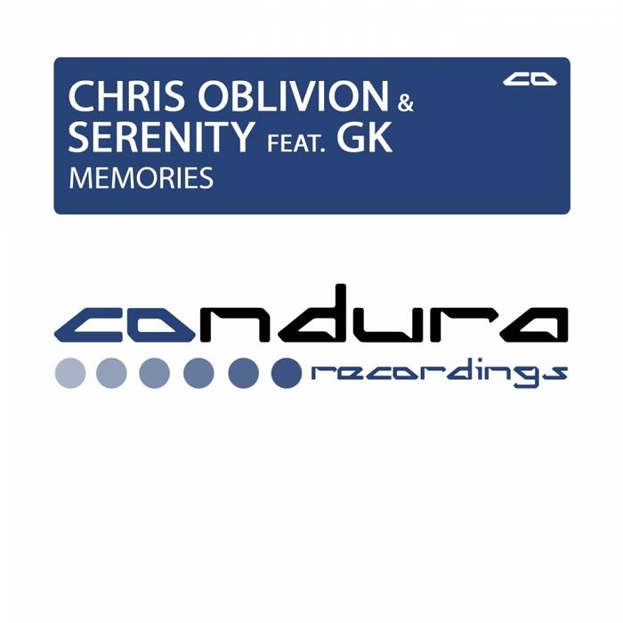 OBLIVION, Chris/SERENITY feat GK - Memories (remixes)