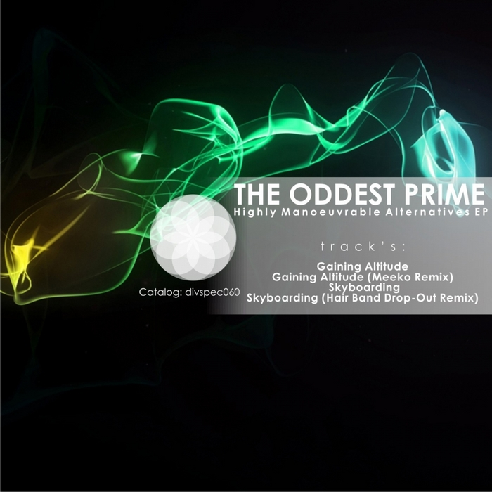 ODDEST PRIME, The - Highly Manoeuvrable Alternatives EP