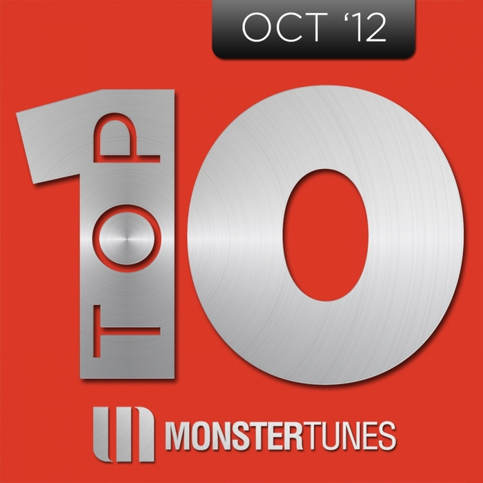 VARIOUS - Monster Tunes Top 10 October 2012