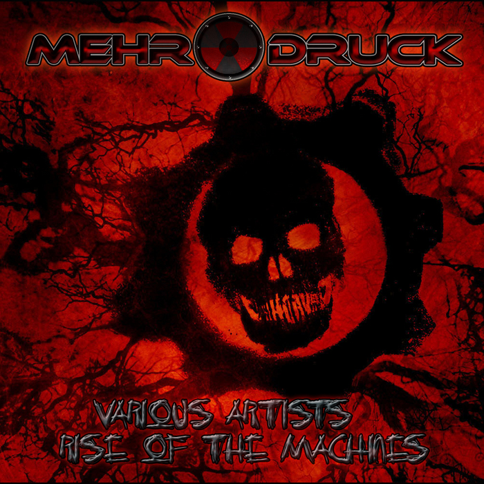 DREADKICK/MENTAL DISORDER/R'CEE/AURAL EXCITER - Rise Of The Machines