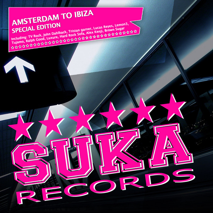 VARIOUS - Amsterdam To Ibiza Special Edition