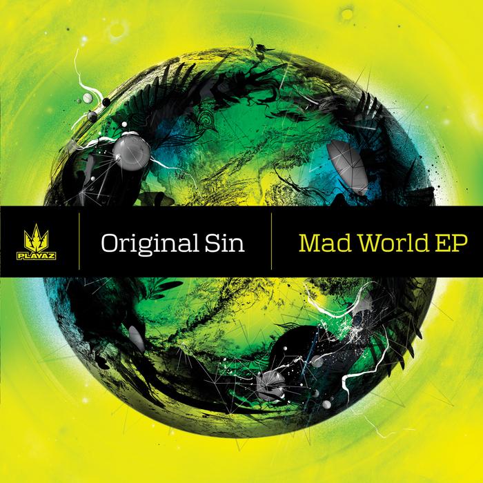 ORIGINAL SIN - Mad World EP