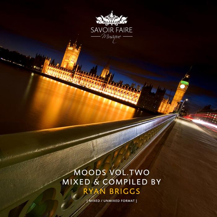 BRIGGS, Ryan/VARIOUS - Moods Vol Two (compiled by Ryan Briggs)