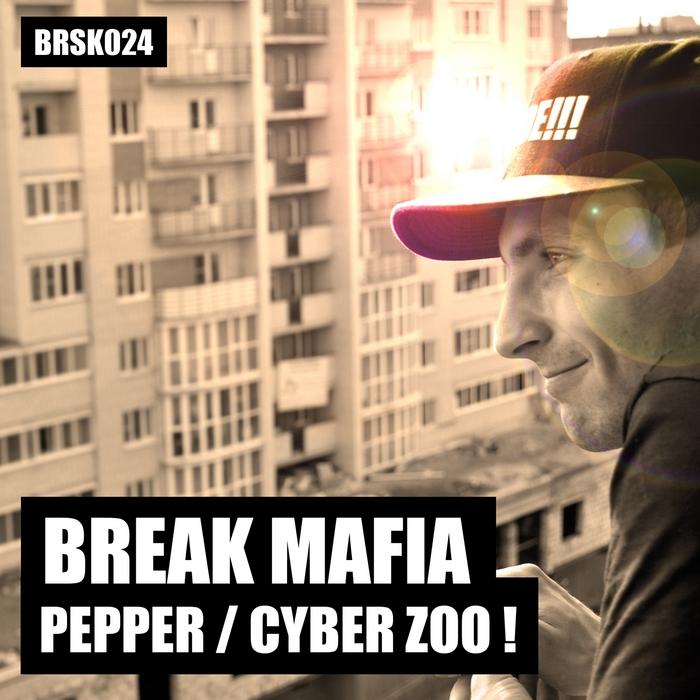 BREAK MAFIA - Pepper