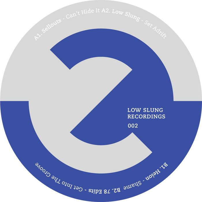 SELLOUTS/LOW SLUNG/HEION/78 EDITS - Low Slung Vol 2