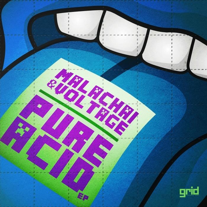 MALACHAI & VOLTAGE - Pure Acid EP